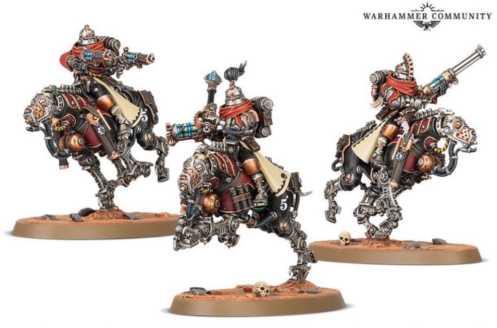 sulphur hounds ad mech warhammer 40k