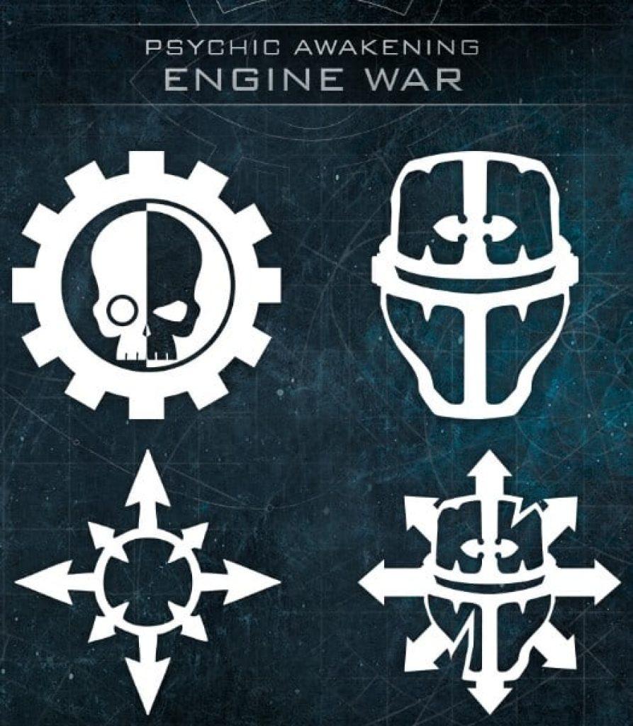war engine factions warhammer 40k psychic awakening