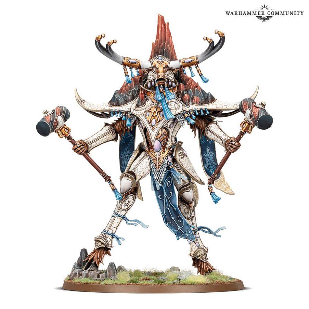 Avalenor Stoneheart King Lumineth