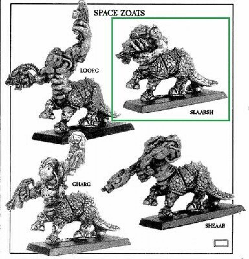 Zoat Warhammer 40K rogue trader