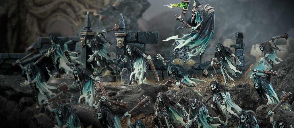Nighthaunt army
