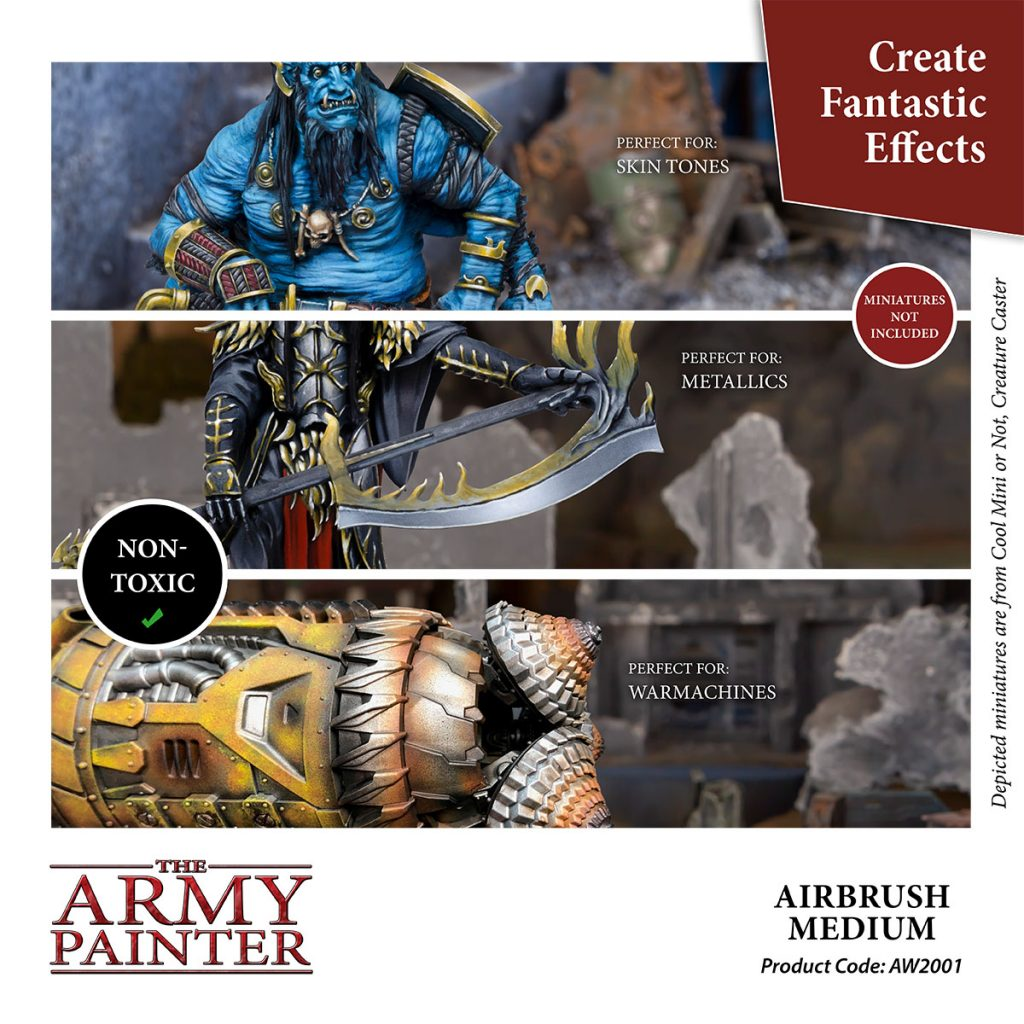 the Army Painter Medium