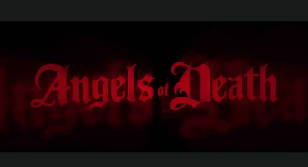 angels of Death title