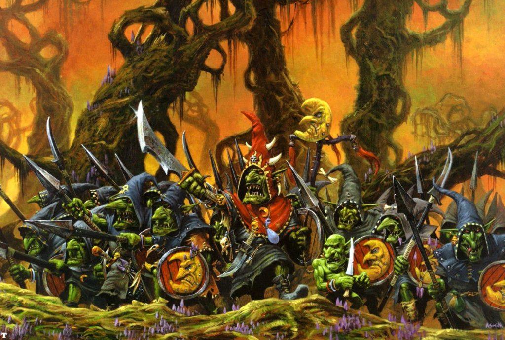 Night Goblin Unit