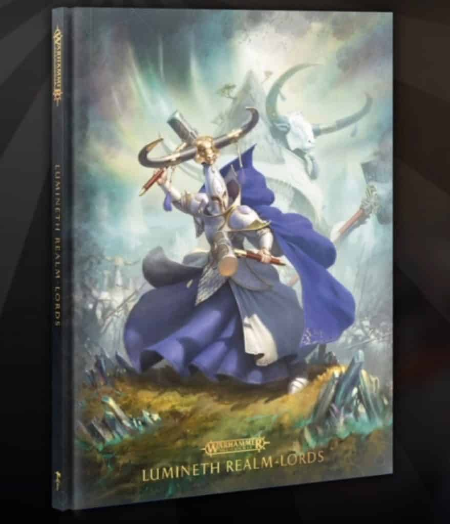 Lumineth Book Collector edition