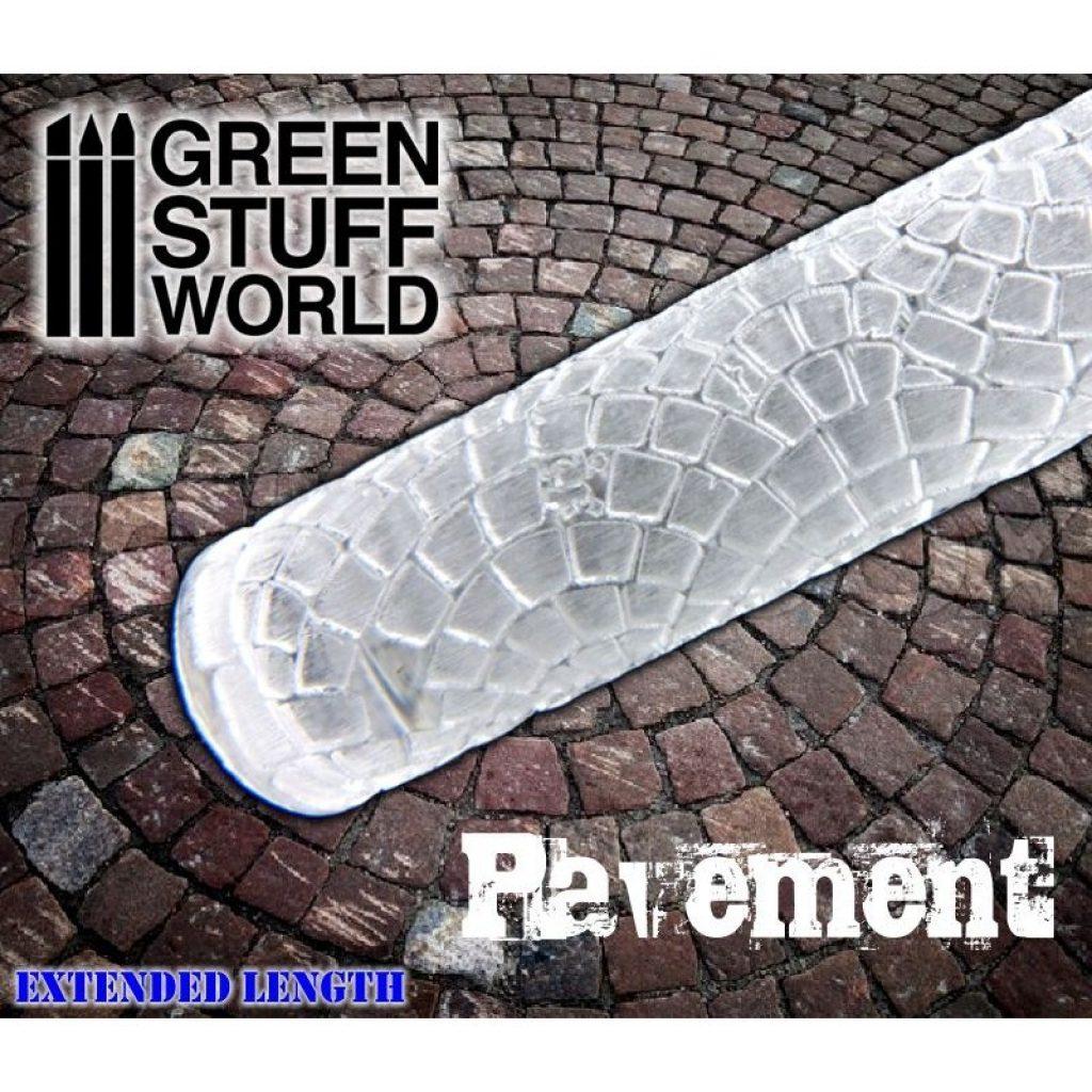 Rouleau de texture Green Stuff World