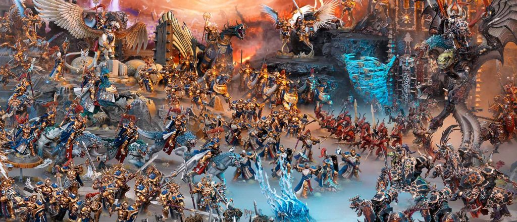 Age of Sigmar couverture