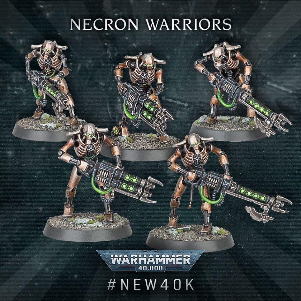 New Necron Warriors