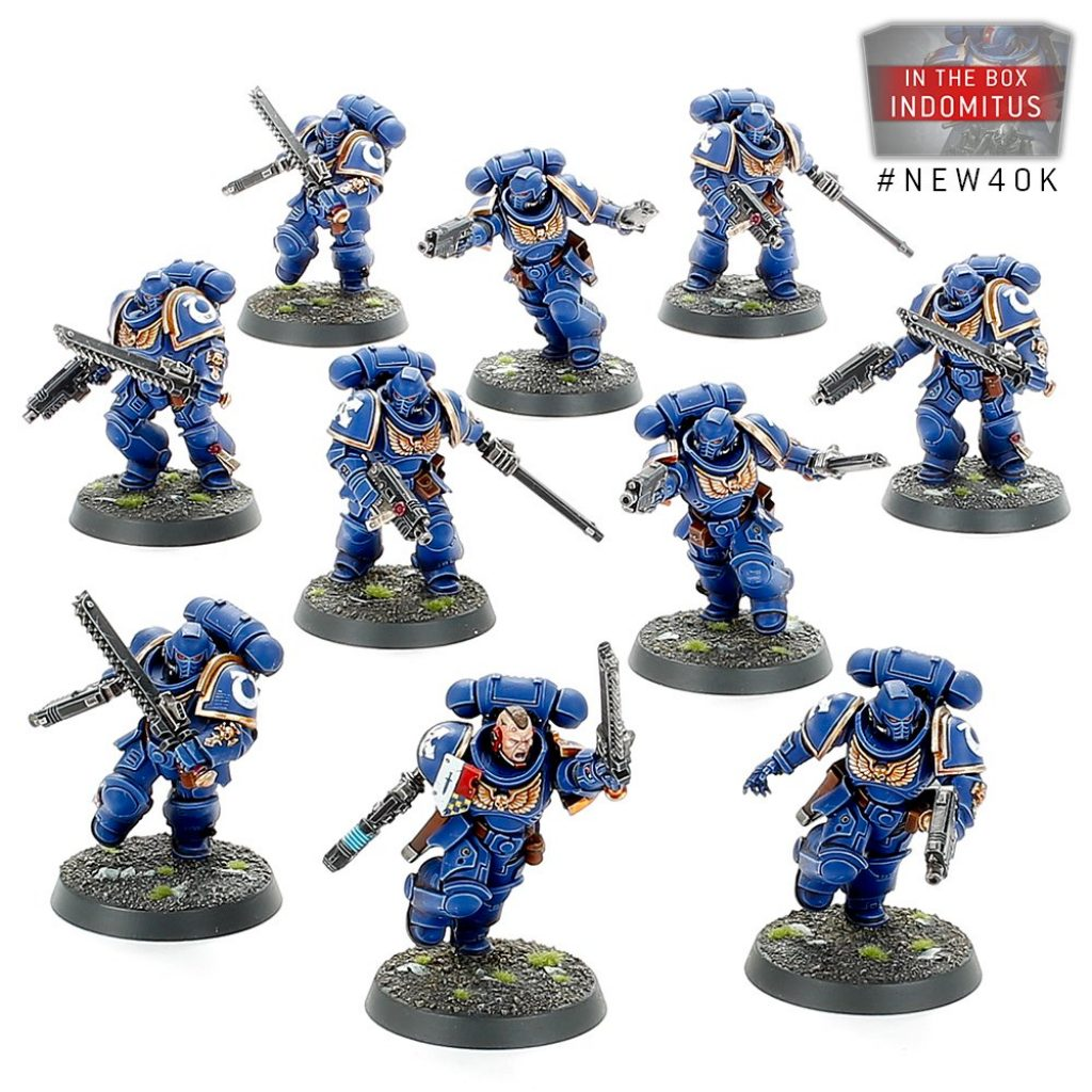 Assault intercessors