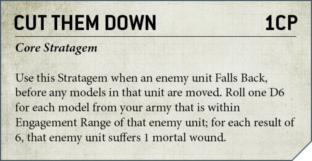 Command Points Rules