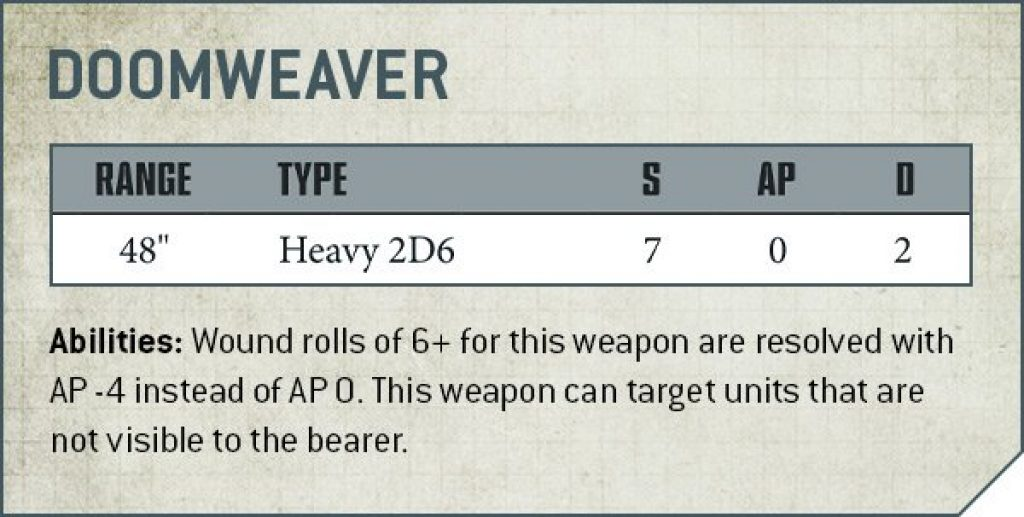 V9 Warhammer 40K rule