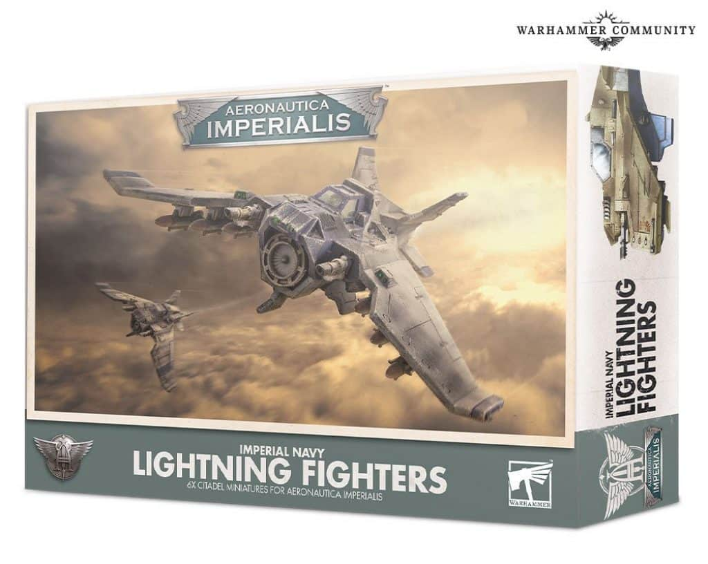 Lightning Fighters Imperial