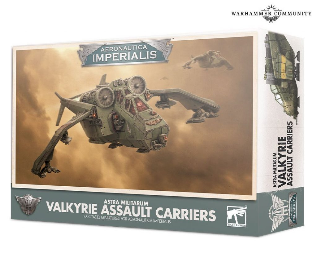 Valkyrie Assault Imperial