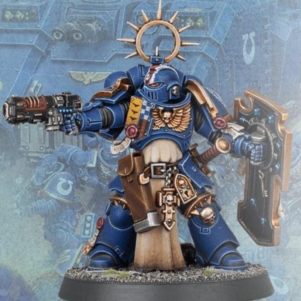 Lieutnant Primaris