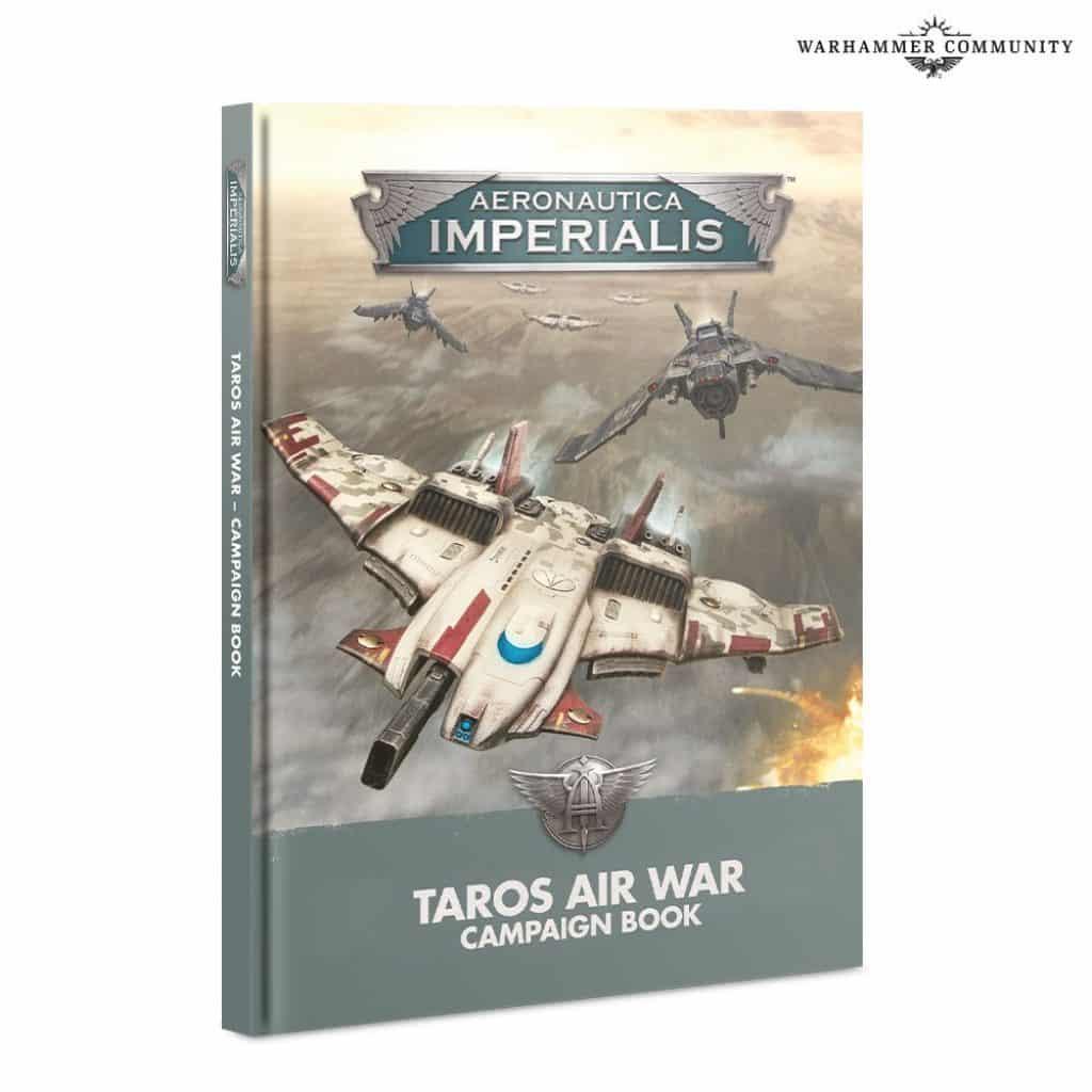 Aeronautica Imperialis Taros Air War