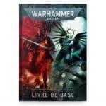 Couverture livre de base Warhammer 40k V9
