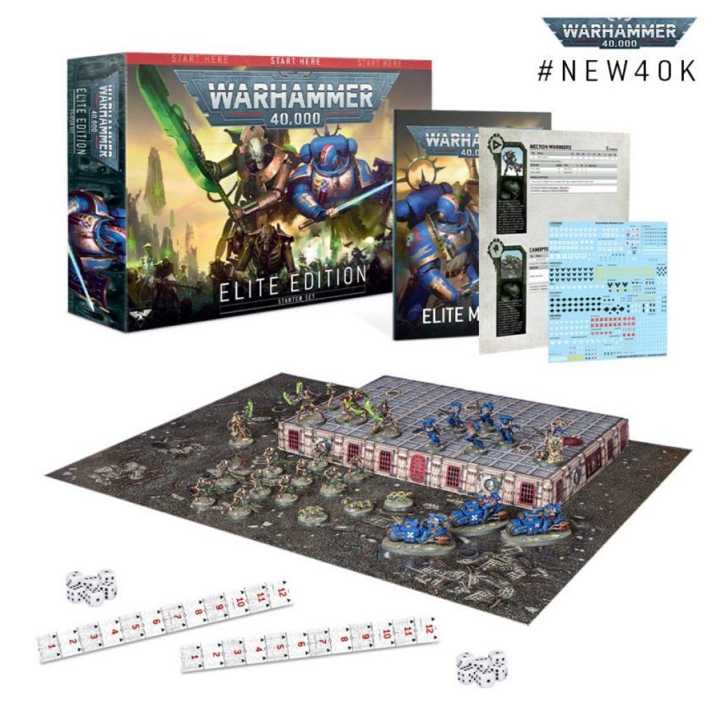 Warhammer 40K Elite Edition Set