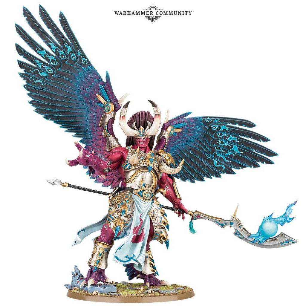 Magnus the Red Thousand Sons