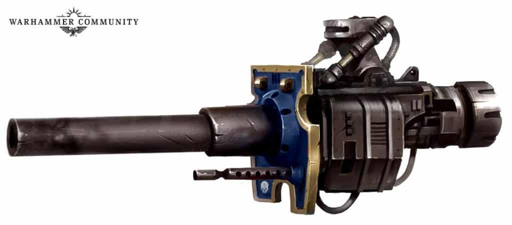 Rapid-Fire Battle Cannon