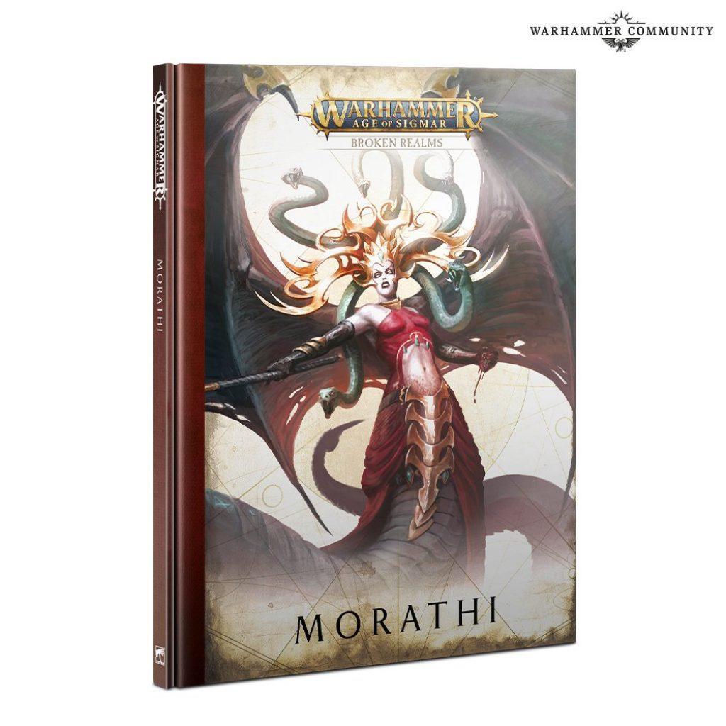 Broken Realms Morathi Book
