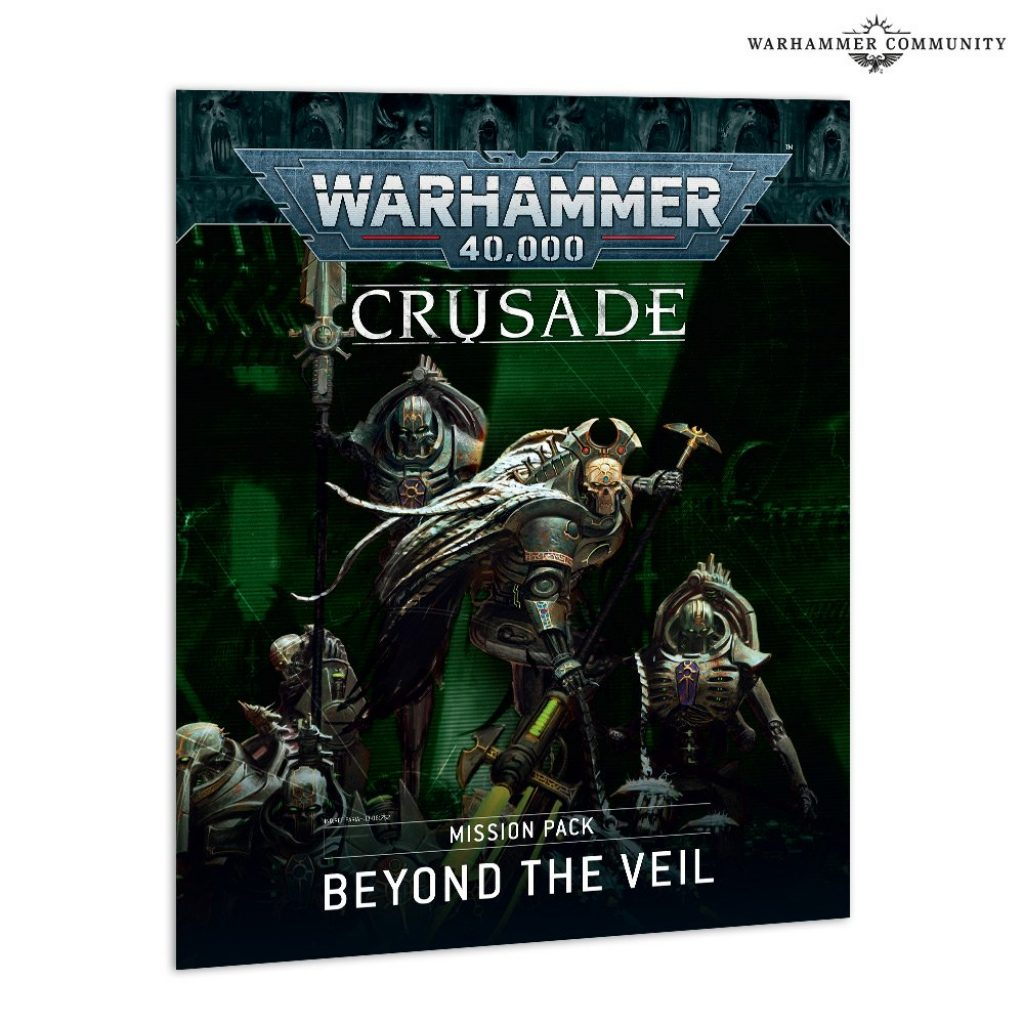 Beyond the Viel Book Warhammer 40K V9