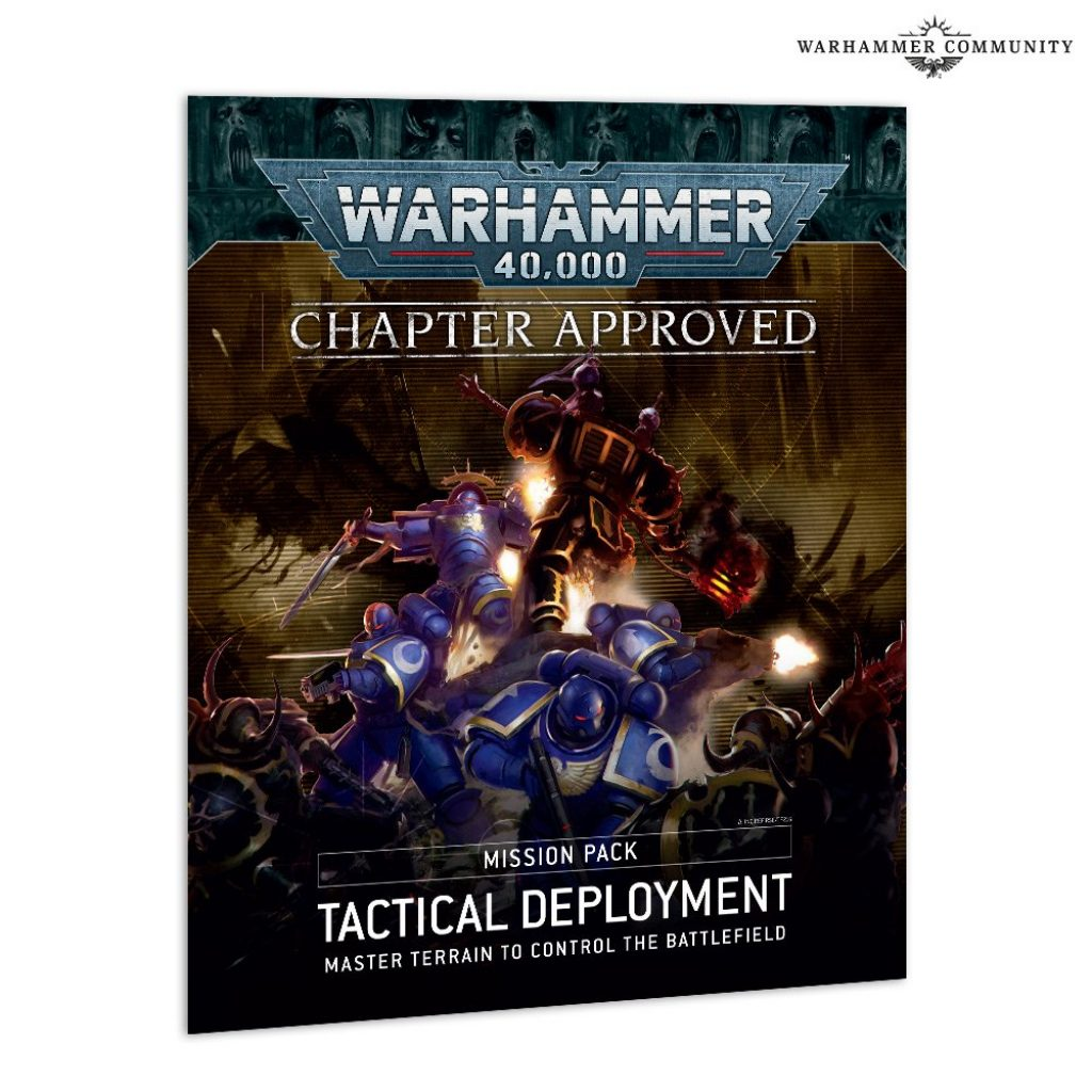 Chapter Approved tactical deployment