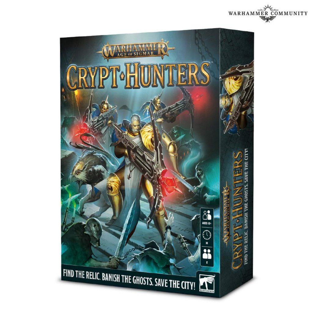 AoS Crypt Hunters Box