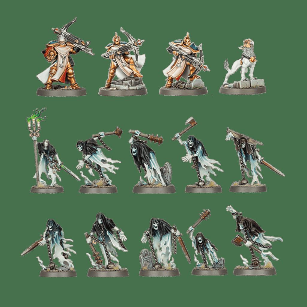 AoS Crypt Hunters Miniatures