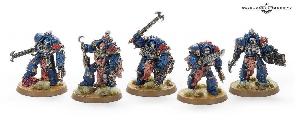 Night Lords Terminators Squad