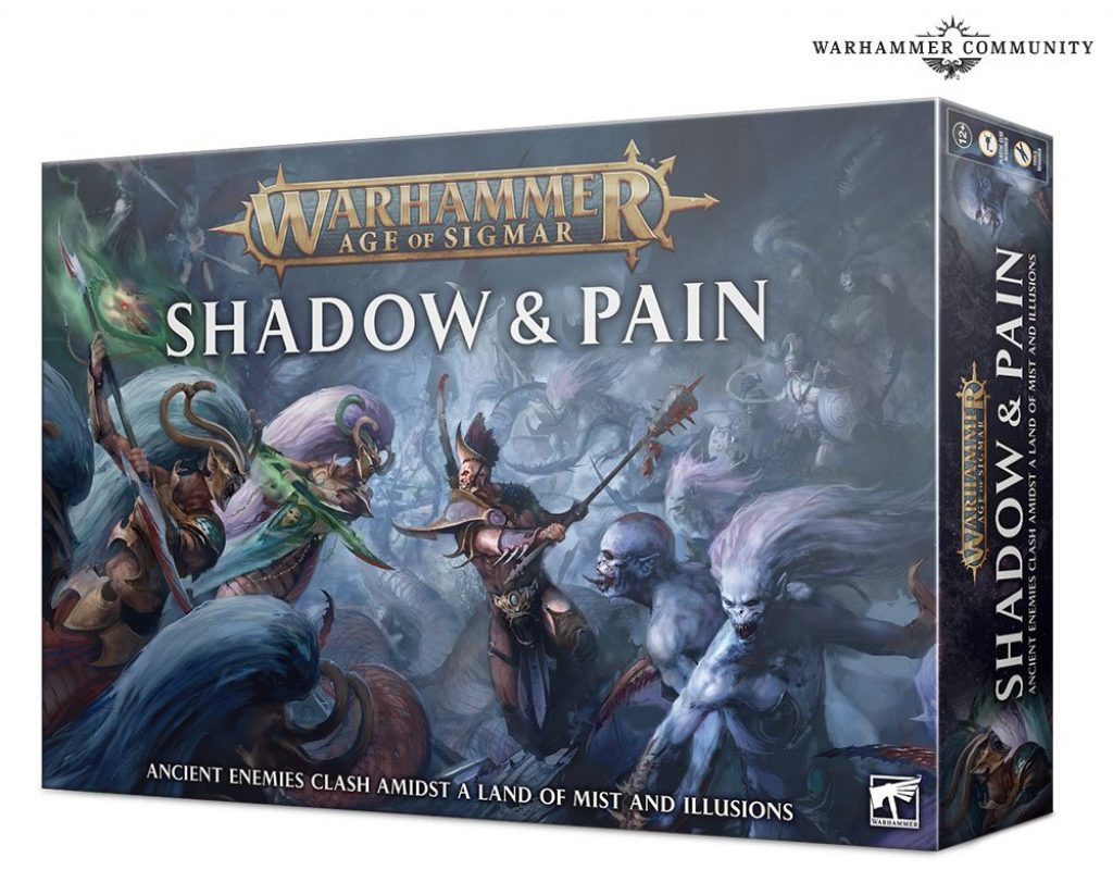 Age of Sigmar Shadow & Pain Box