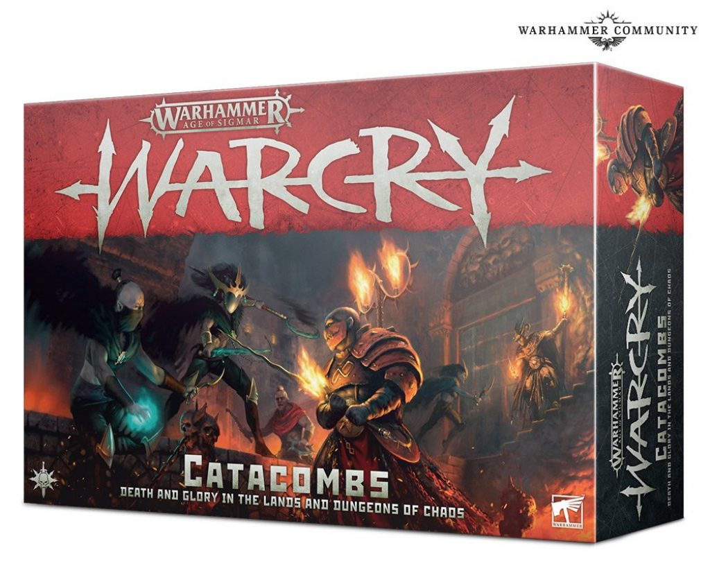 Warcry Catacombs Box