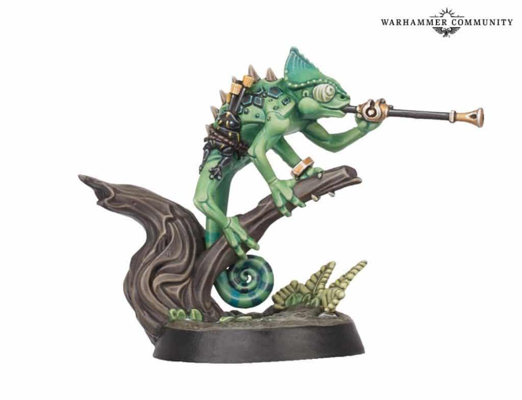 Warhammer Underworlds Direchasm Chameleon