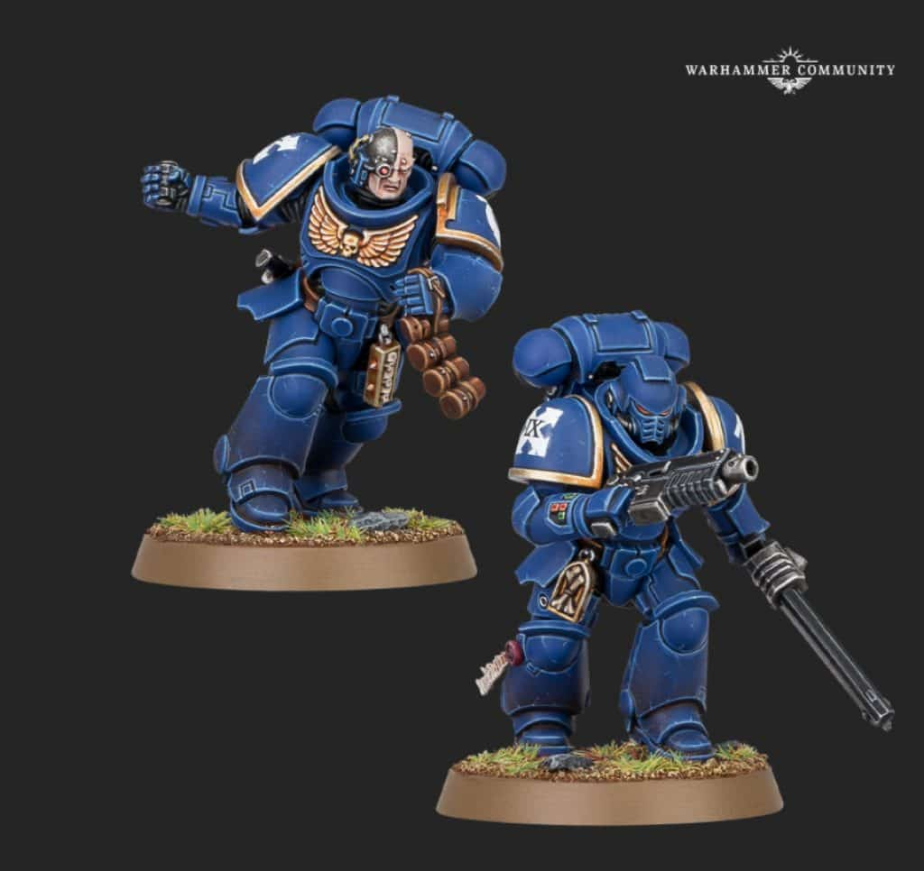 Assault Intercessors Primaris