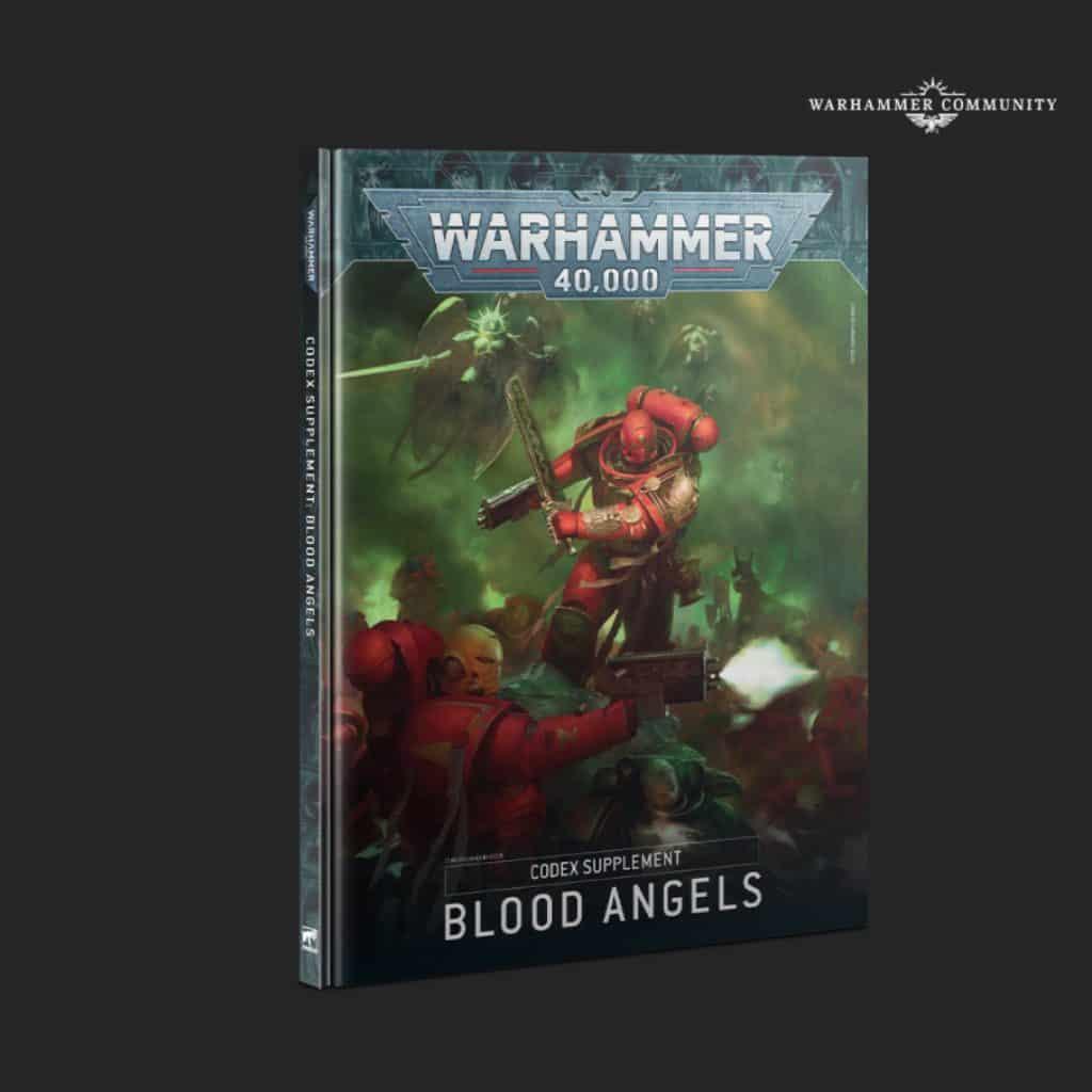 Codex Blood Angels V9 book