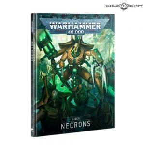 codex Necron V9 Book