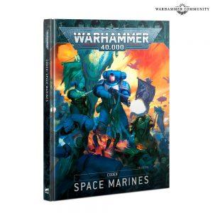 Codex Space Marines V9 Book