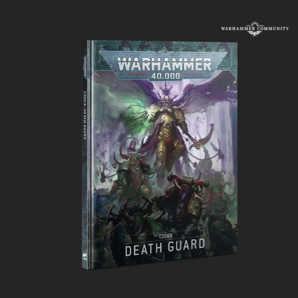 Death Guard V9 Codex