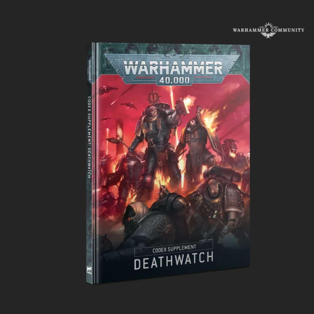 Deatwatch V9 Codex