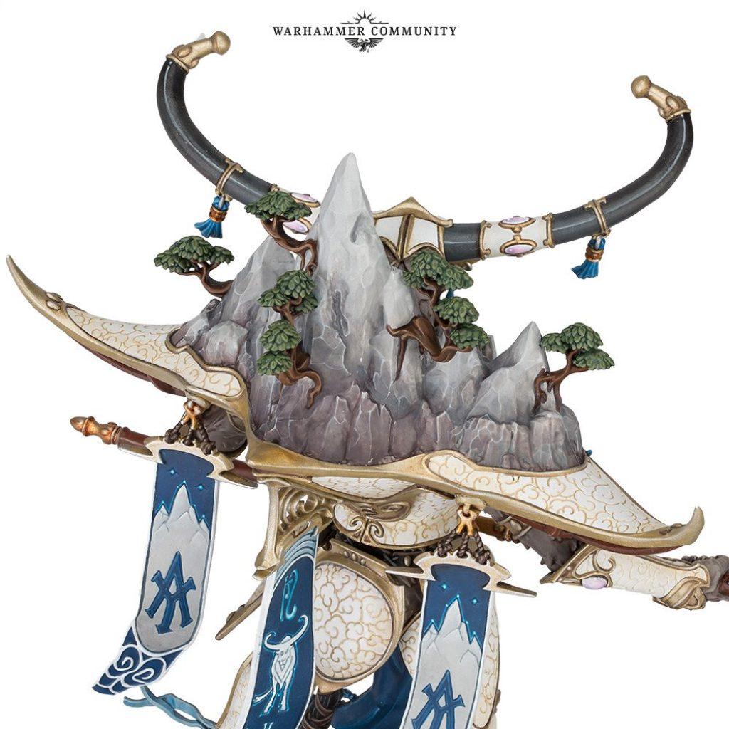 alarith mountain spirit detail