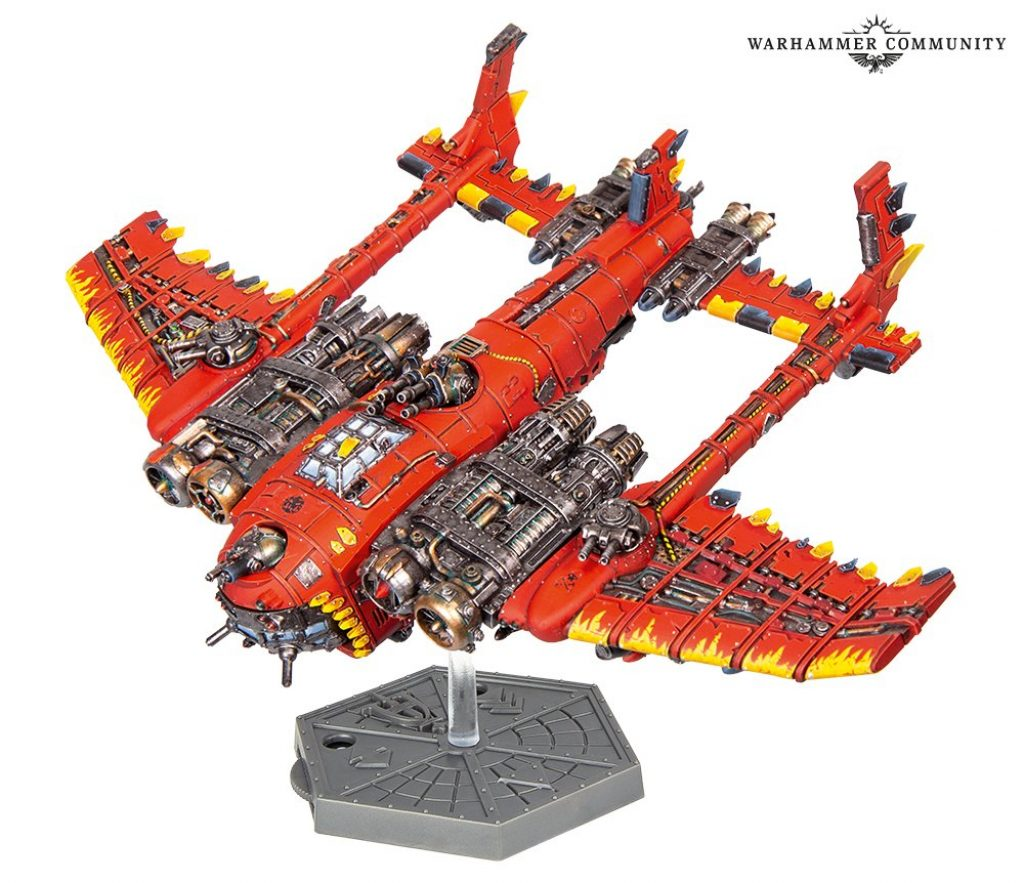 Mega Bommer aeronautica imperialis