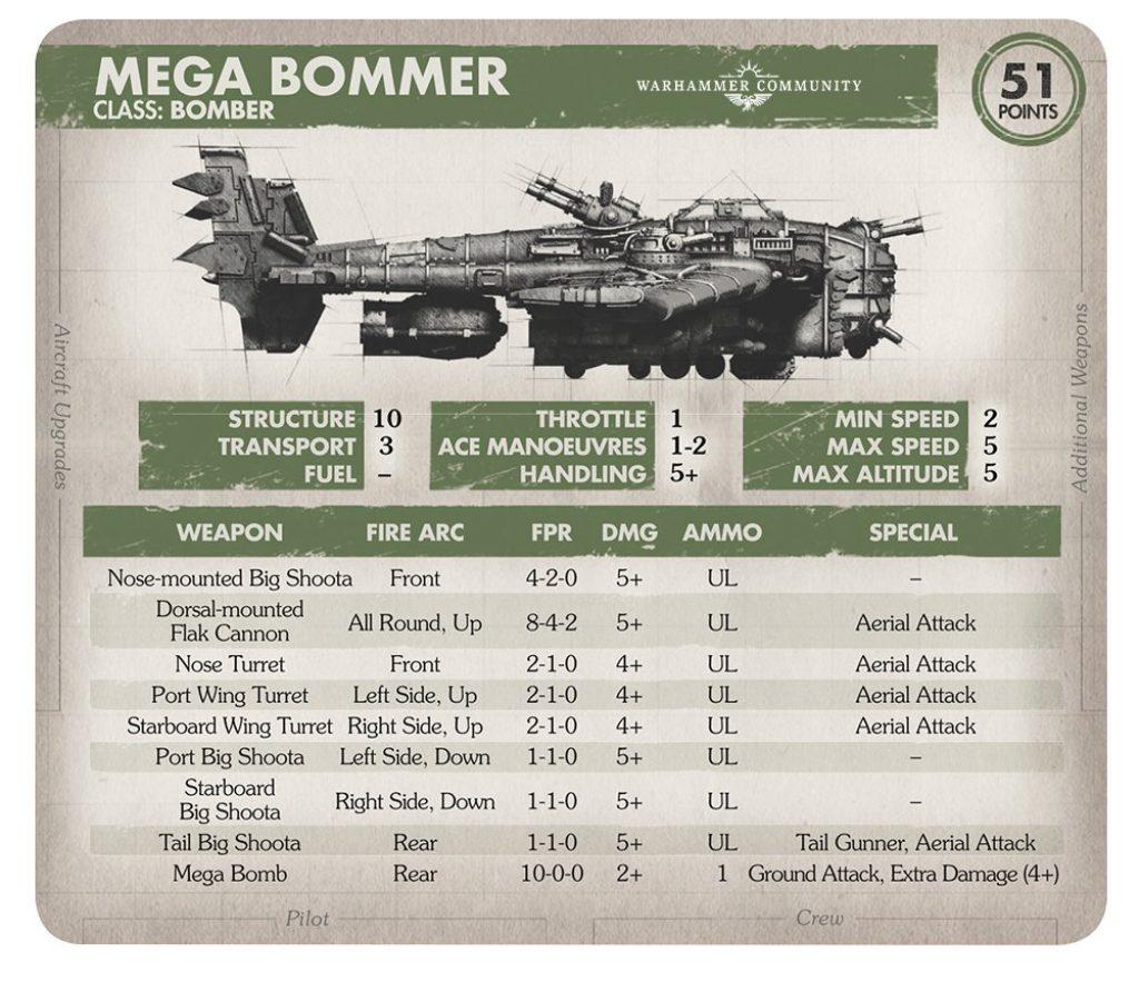 Mega Bommer Rules