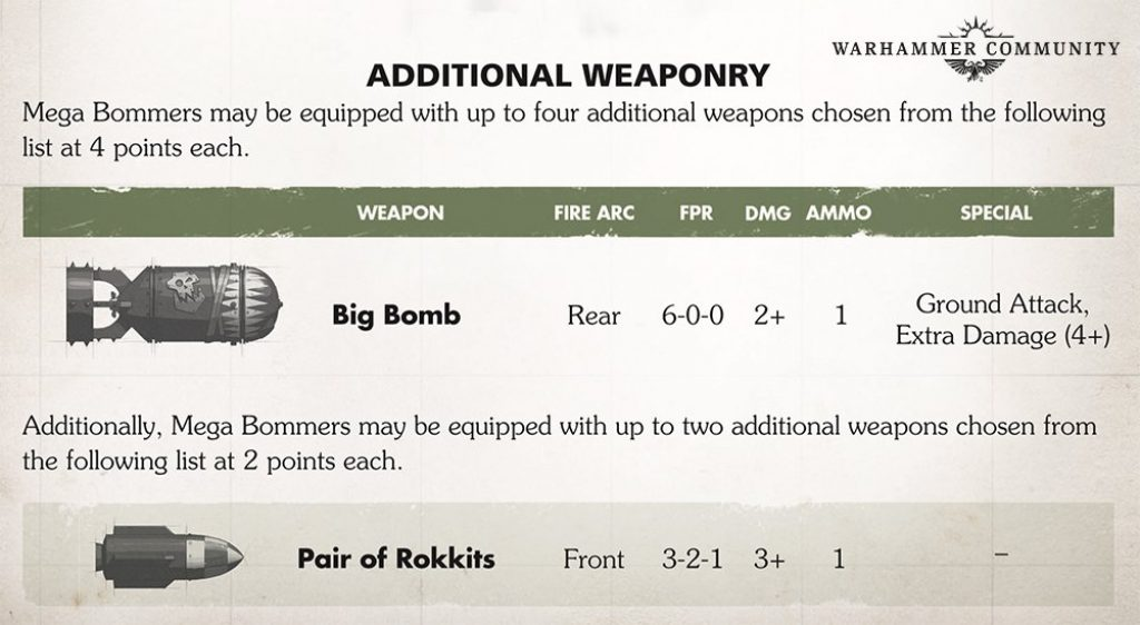 Mega Bommer Bombs rules