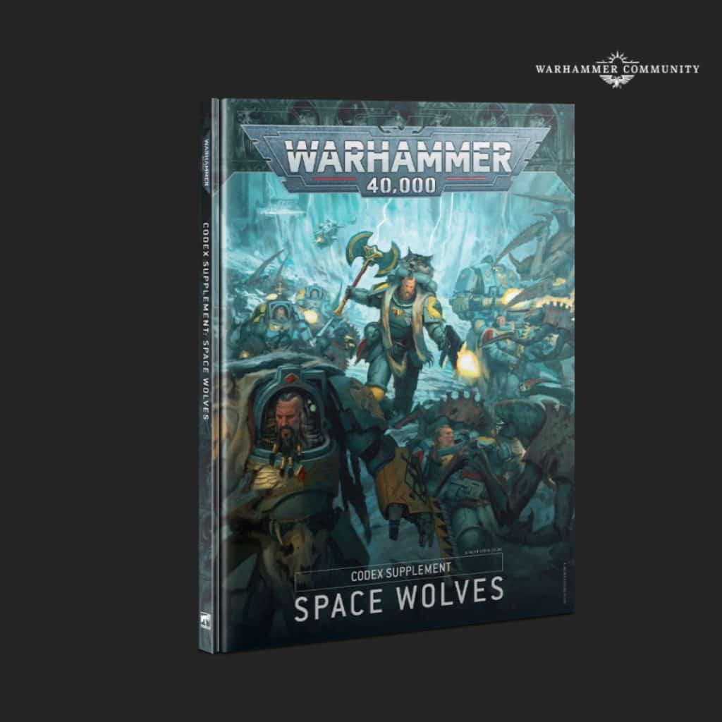 Space Wolves Codex V9