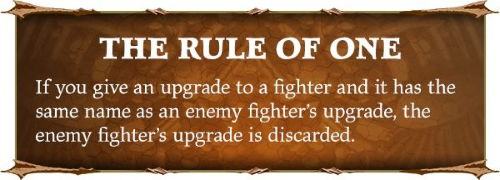 arena mortis rule of the one