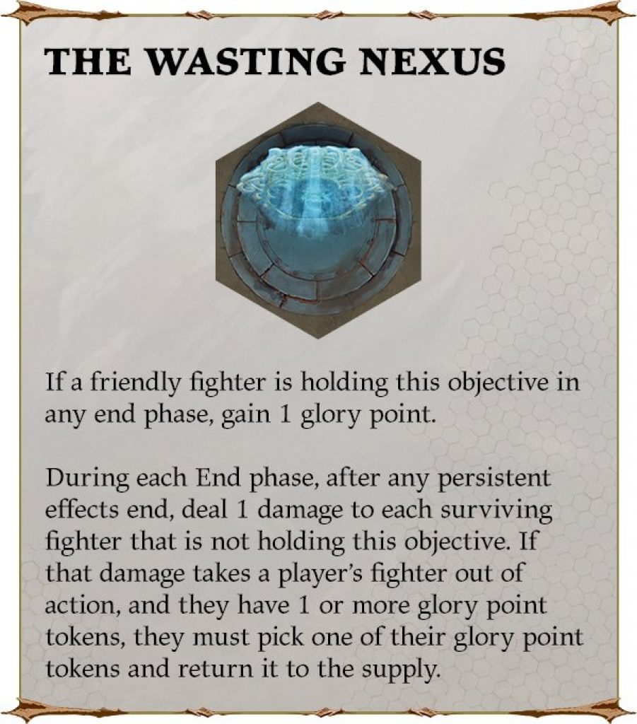 The Wasting Nexus rules