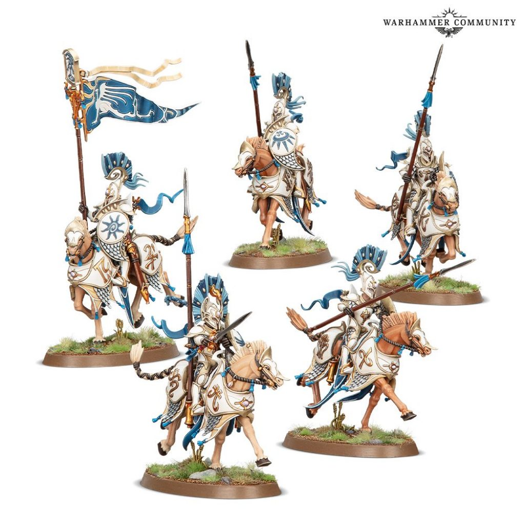 Lumineth Vanari Dawnriders