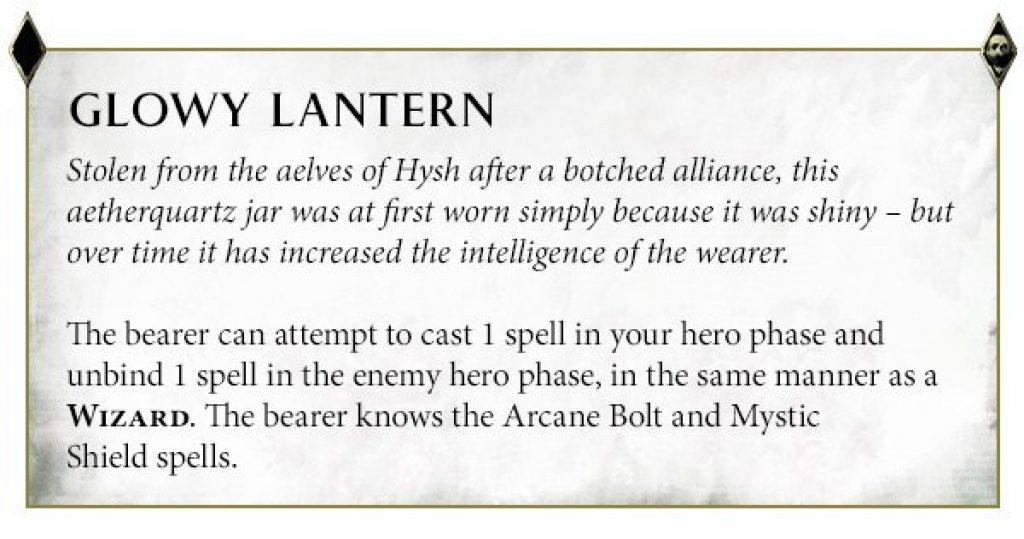 Glowy Lantern Kraken-Eater rules