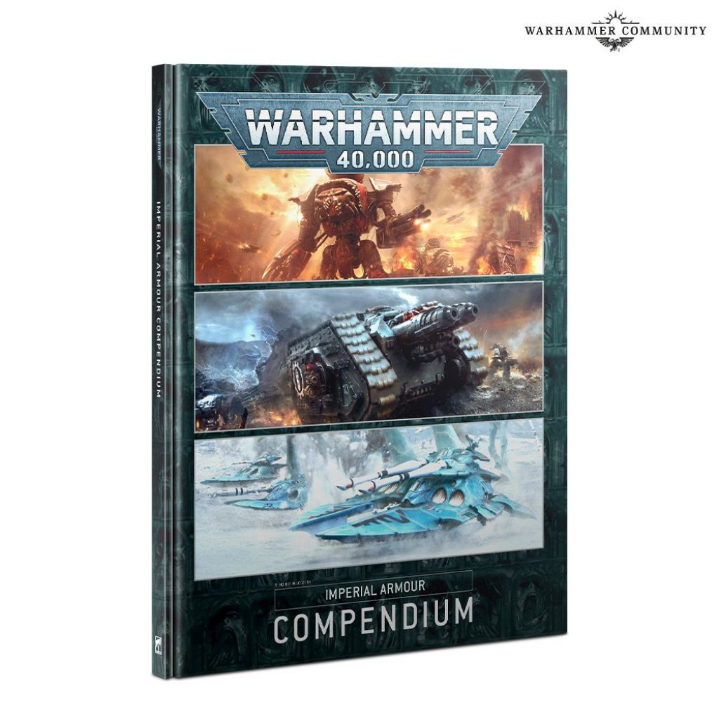 Imperial Armour Compendium book