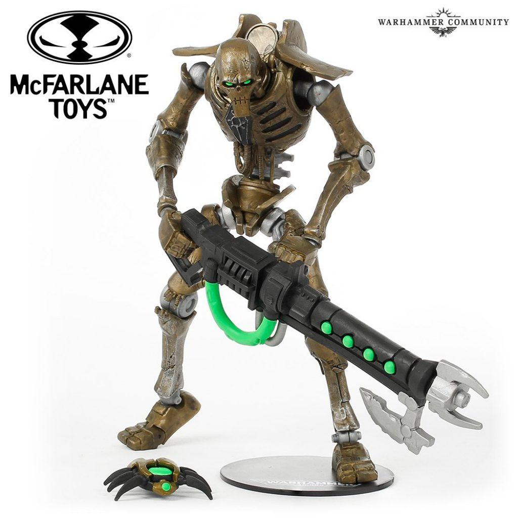 Necron Warrior Mcfarlan