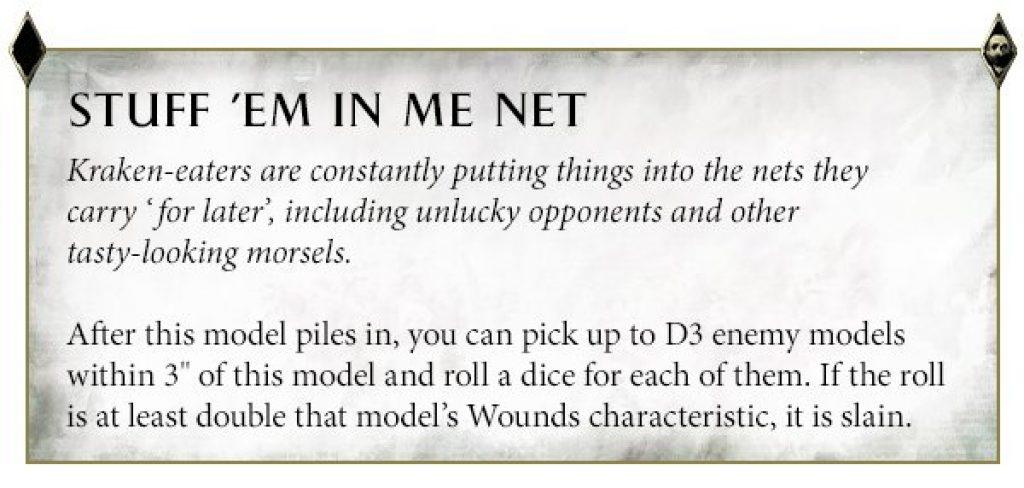 Stuf 'em in me Net Kraken-Eater Rules